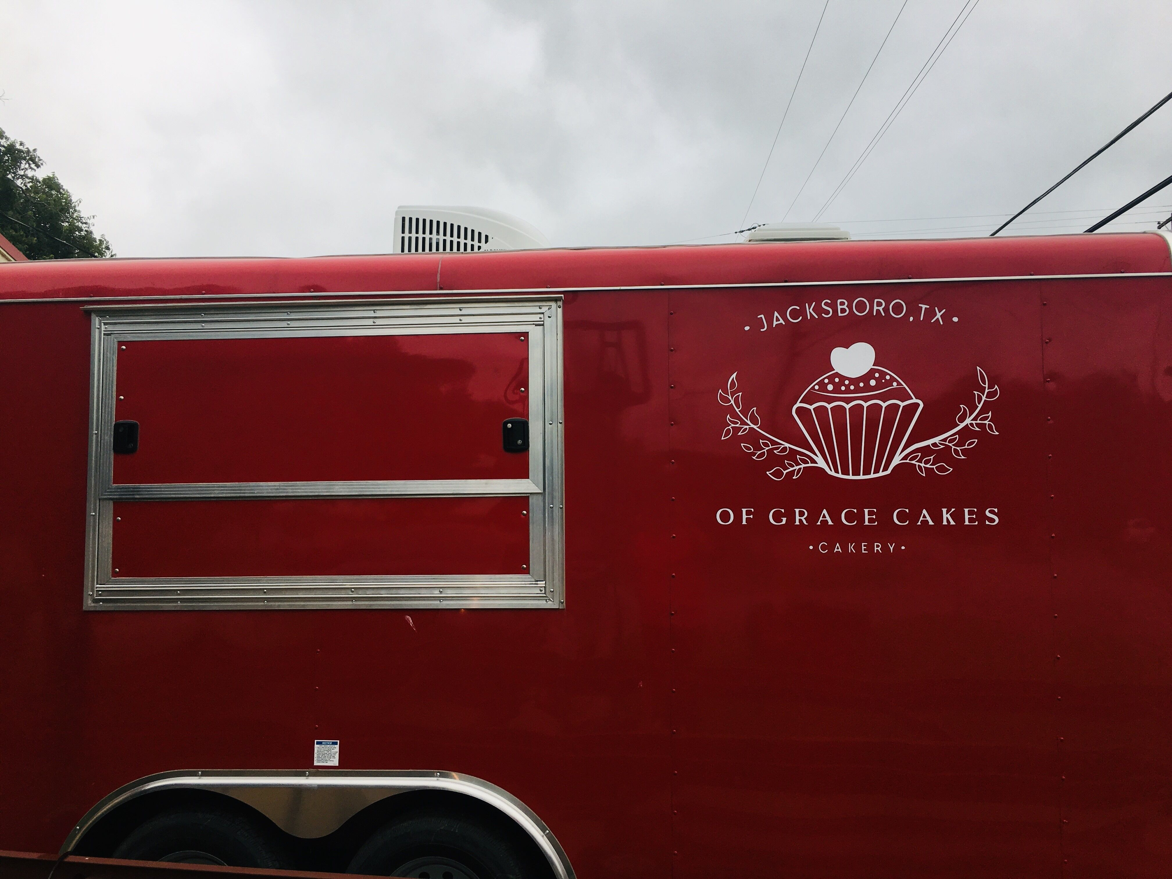 All Grace Cakes