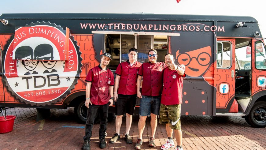 2018 Champion – The Dumpling Bros