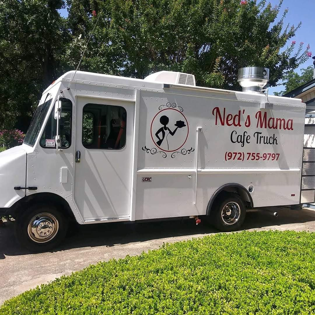Ned's Mama Cafe Truck