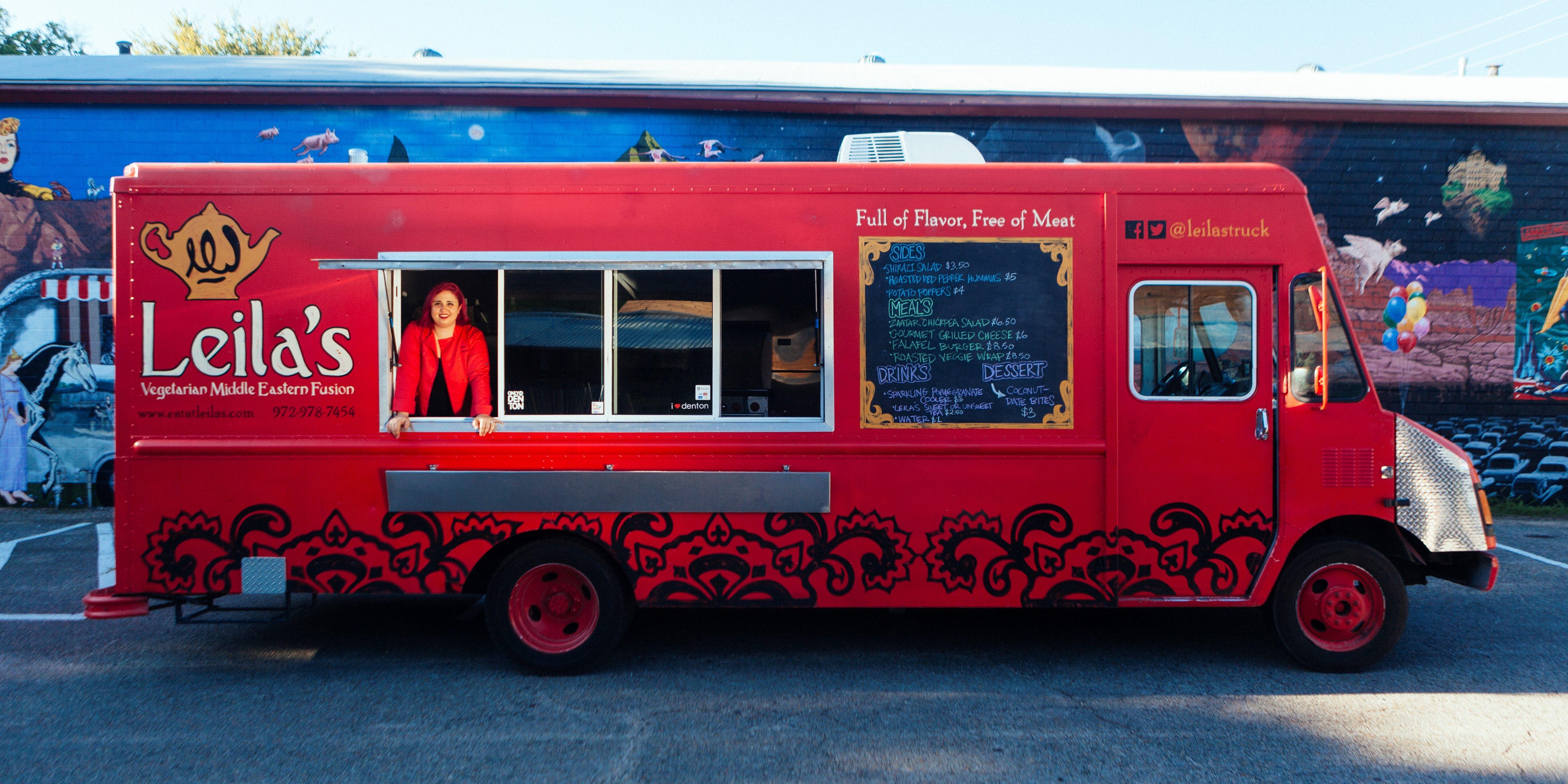 Leila's Food Truck