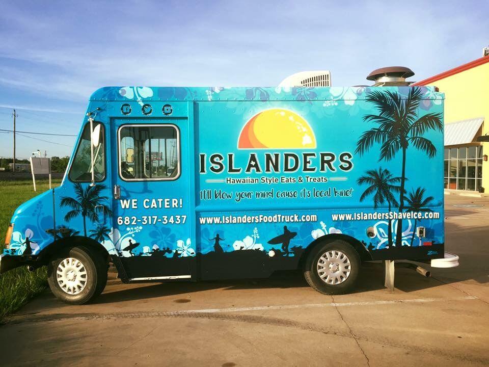 Islanders Food Truck