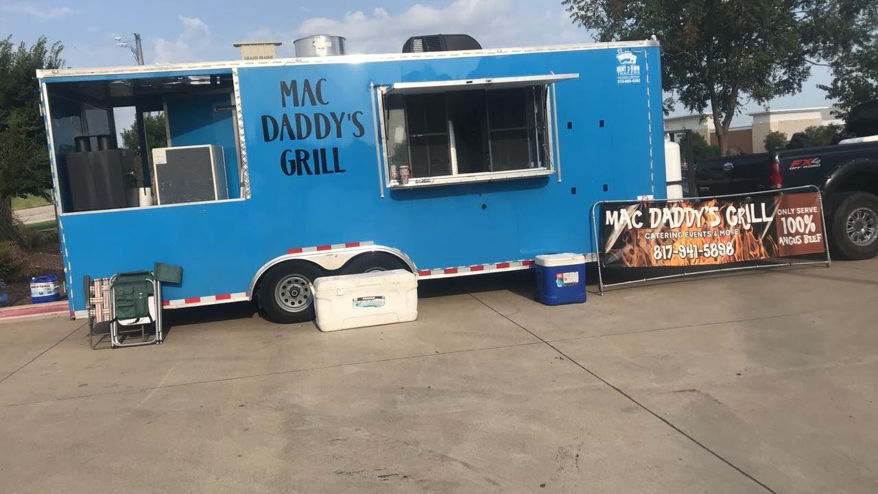Mac Daddy's Grill