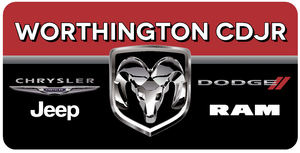 Food Truck Sponsor - WORTHINGTON CHRYSLER DODGE JEEP RAM 